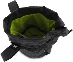 Велосумка-кормушка на руль Acepac Fat bottle bag Black - 2