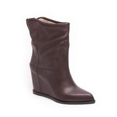 Ботинки Gianmarco Lorenzi 0608 Коричневый
