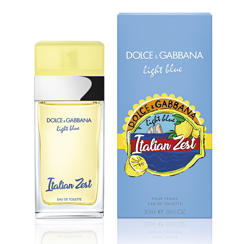 DOLCE GABBANA (D&G) LIGHT BLUE ITALIAN ZEST