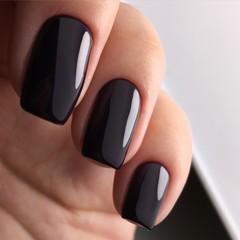 Bagheera Nails BN-09 Темно-фиолетовый гель-лак 10 мл
