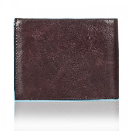 Кошелек Piquadro Blue Square (PU1241B2/MO) коричневый