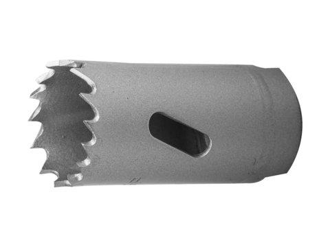 ЗУБР 25мм, коронка биметаллическая, быстрорежущая сталь