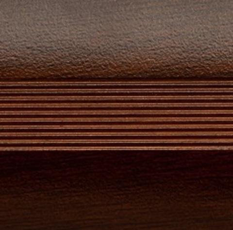 Профиль Русский Профиль Стык с дюбелем разноуровневый 30мм Венге 900мм