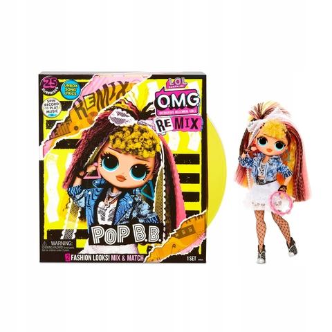 Кукла L.O.L. Surprise! O.M.G. Remix Pop B.B. Fashion Doll, 567257