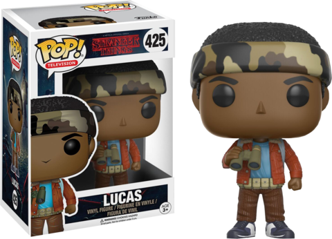 Фигурка Funko Pop! TV: Stranger Things - Lucas