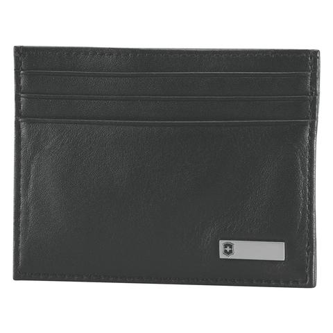 Зажим для денег с клипсой Victorinox Altius 3.0 Rome, чёрный, 10x1x8 см
