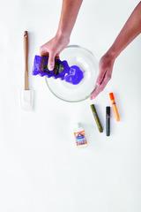 Набор для изготовления слаймов Elmer's Rainbow Glitter Glue 31 цвет