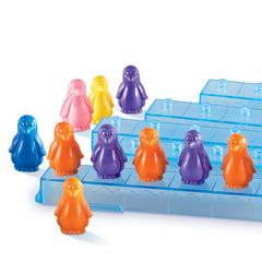 Математический набор Пингвины на льдине, Learning Resources