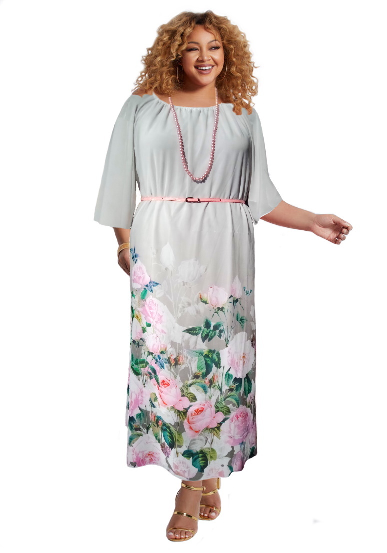 Платье 42-117