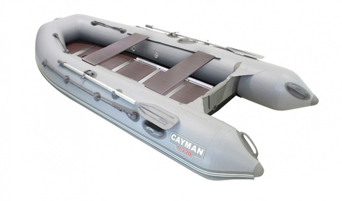 Лодка ПВХ «Кайман N-330»Light пайол 9 мм.