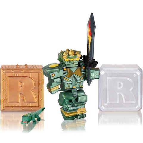 Роблокс Экшн-коллекция Фантастический Рубеж: Набор Хранителя и 2 Кубика Мистери