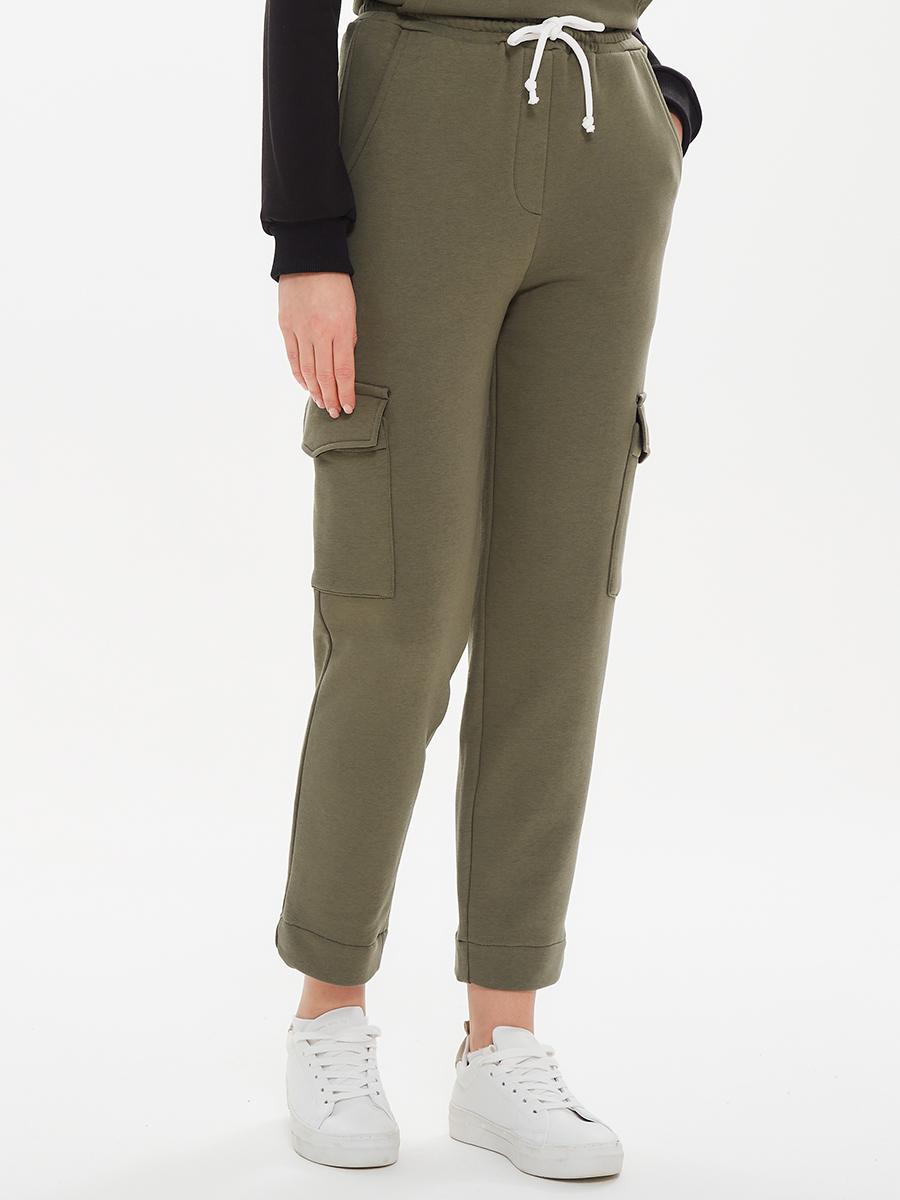 Стильный костюм Chic mama для кормящих мам (свитшот и брюки)