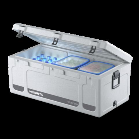 Изотермический контейнер (термобокс) Dometic Cool-Ice CI-110, (111 л.), серый