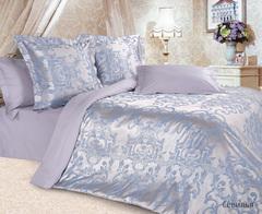 Жаккардовое постельное бельё 1,5 спальное, Севилья