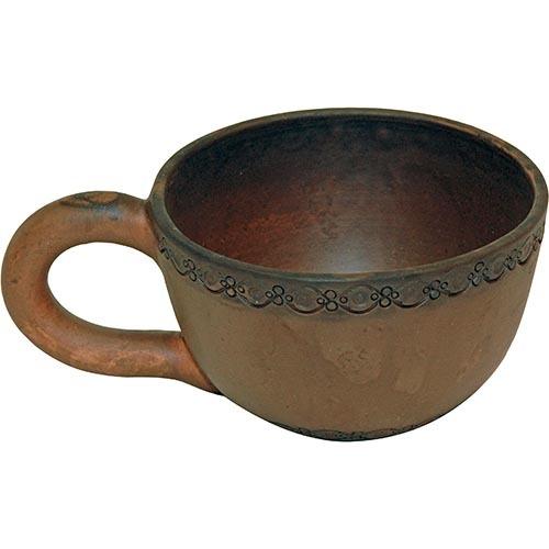 Чашка глиняная 0,3 л