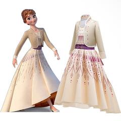 Платье Анны из м/ф
