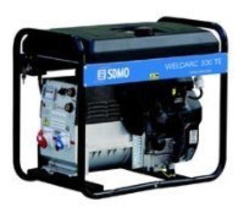 Кожух для бензинового генератора SDMO WeldArc 300TE (6000 Вт)