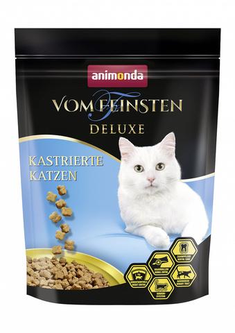 Сухой корм Animonda Vom Feinsten Deluxe Castrated