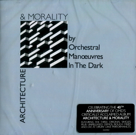 OMD: The Architecture & Morality Singles