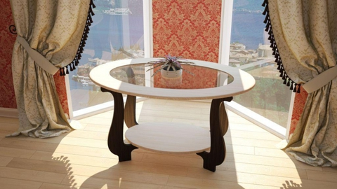 стол журнальный сж-25