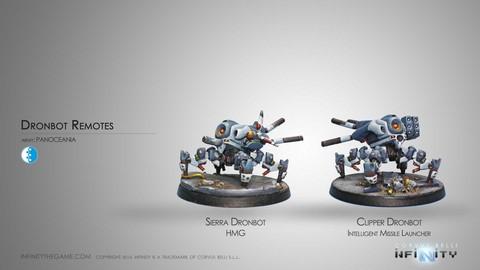 Dronbot Remotes (REM)