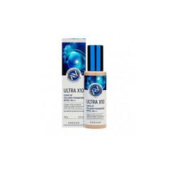 Тональная основа с коллагеном тон 13 Enough Ultra X10 Cover Up Collagen 100 гр
