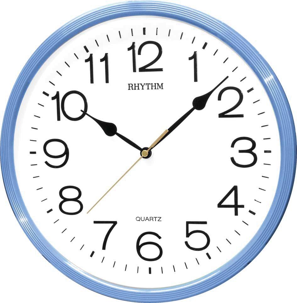 Настенные часы Rhythm CMG734NR04