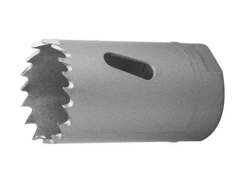 ЗУБР 30мм, коронка биметаллическая, быстрорежущая сталь