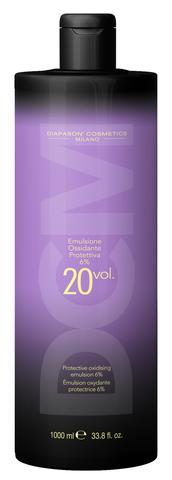 Окисляющая эмульсия со смягчающим и защитным действием 20 Vol (6%, 1000мл)