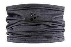 Мультибандана Craft Core Neck Tube серый меланж