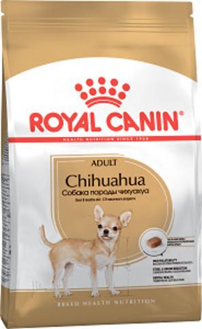 Royal Canin Chihuahua Adult сухой корм для чихуахуа старше 8 месяцев