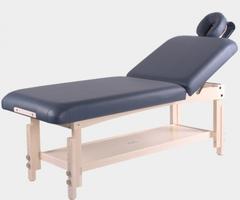 VISION ESSENSE LIFTBACK Стационарный массажный стол (СИНИЙ АГАТ)