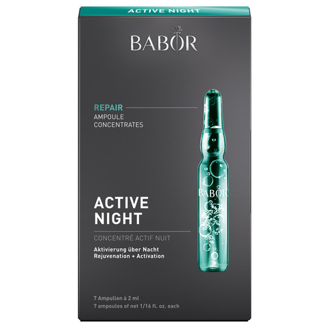 Babor Ампулы ночные Ampoule  Active Night