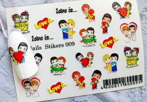 3D Stikers