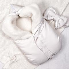 Конверт-одеяло МУЛЬТИКОКОН ® Soft, кремовый