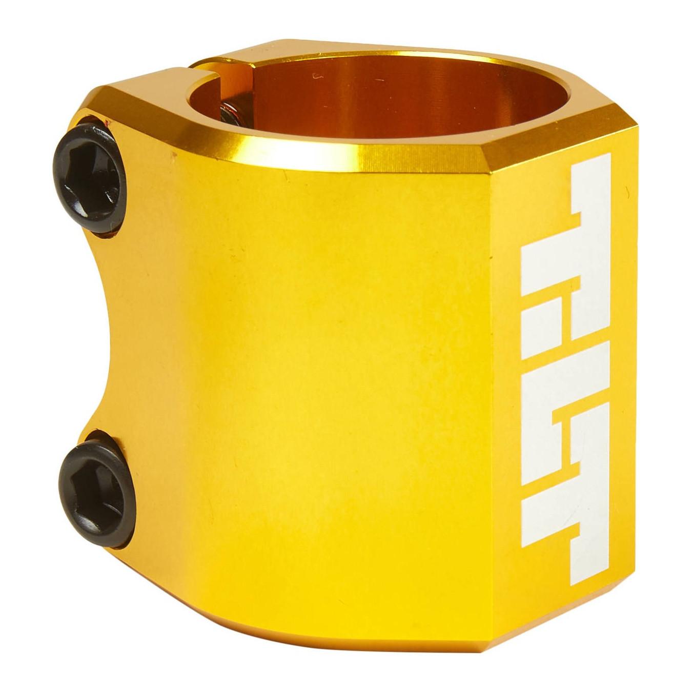 Зажим для самоката TILT Classic Double Clamp (Gold)