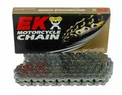 Цепь EK Chain 520SRX2 серебристая 118 звеньев  X-Ring