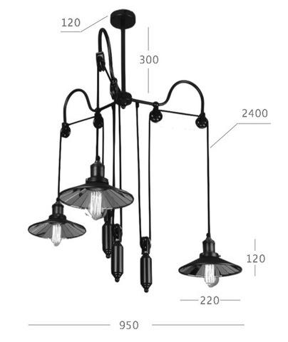 светильник 9008–D3