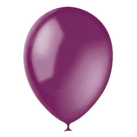 Шар Фиолетовый, 30 см