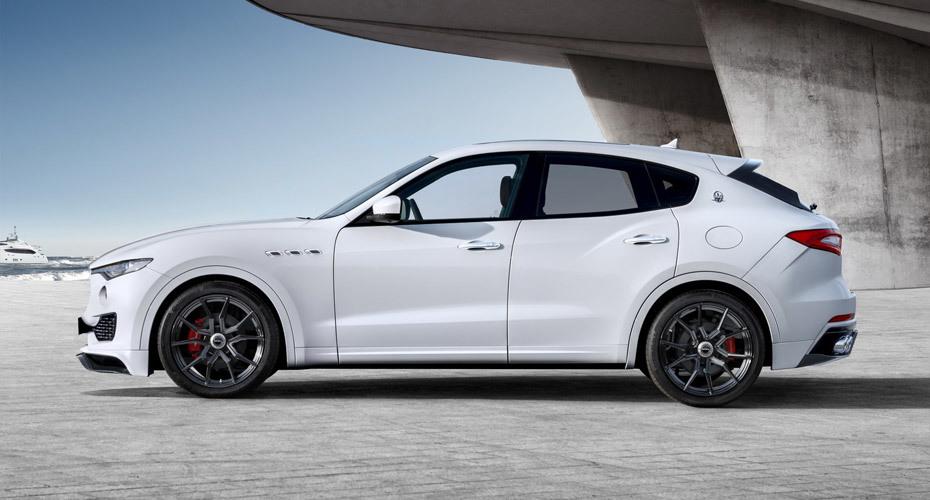 Обвес Startech для Maserati Levante
