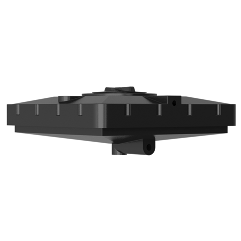 Бак для душа Aquatech 240 (черный) (1100х1100х300)