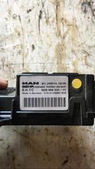 Блок управления отопителем б/у для грузовых автомобилей МАН ТГС. Оригинальные номера MAN - 81258147015