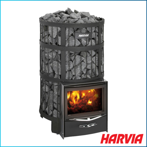 Дровяная печь для бани Harvia Legend 300