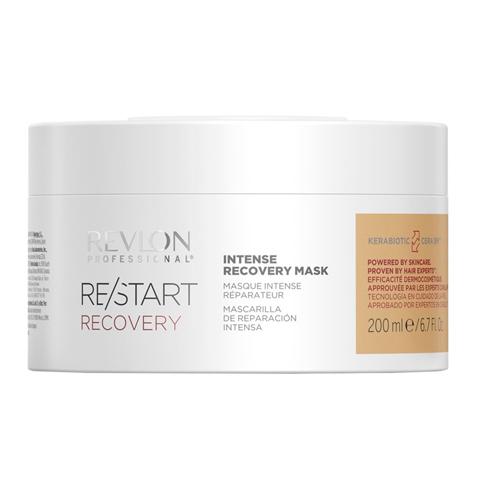 REVLON Restart Recovery: Интенсивная восстанавливающая маска для волос (Intense Recovery Mask), 250мл/500мл