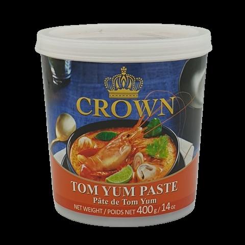 Паста Том Ям кисло-сладкая CROWN, 400 гр