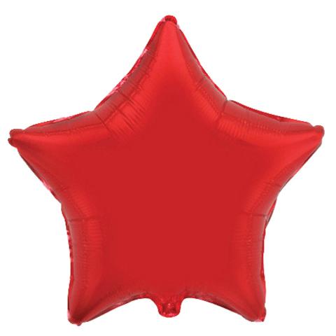 Звезда Красная, 45 см