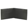 Портмоне Victorinox Altius 3.0 Moritz, чёрное, натуральная кожа наппа, 11x1x8 см