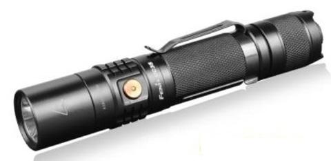 Fenix UC35 1000 lm (заряжается от Micro USB)