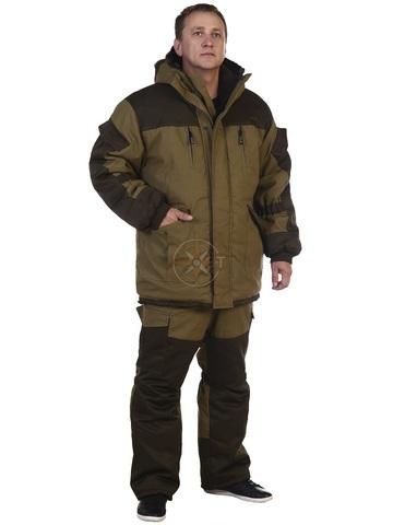 Зимний Костюм Горка 5 (палатка хаки)Шторм