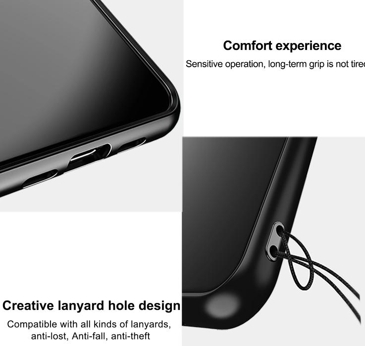 Чехол iPhone 11 цвет Black (черный), серия Bevel, Caseport